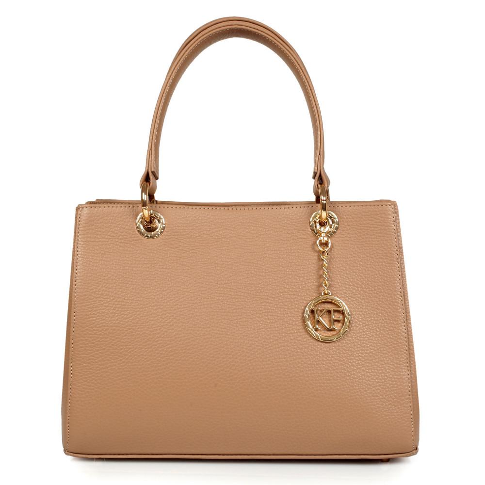 Жіноча шкіряна сумка Vera M KF-844