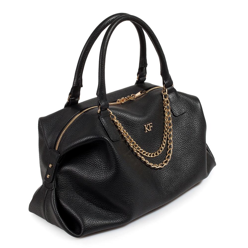 Жіноча шкіряна сумка Mary KF-852-2