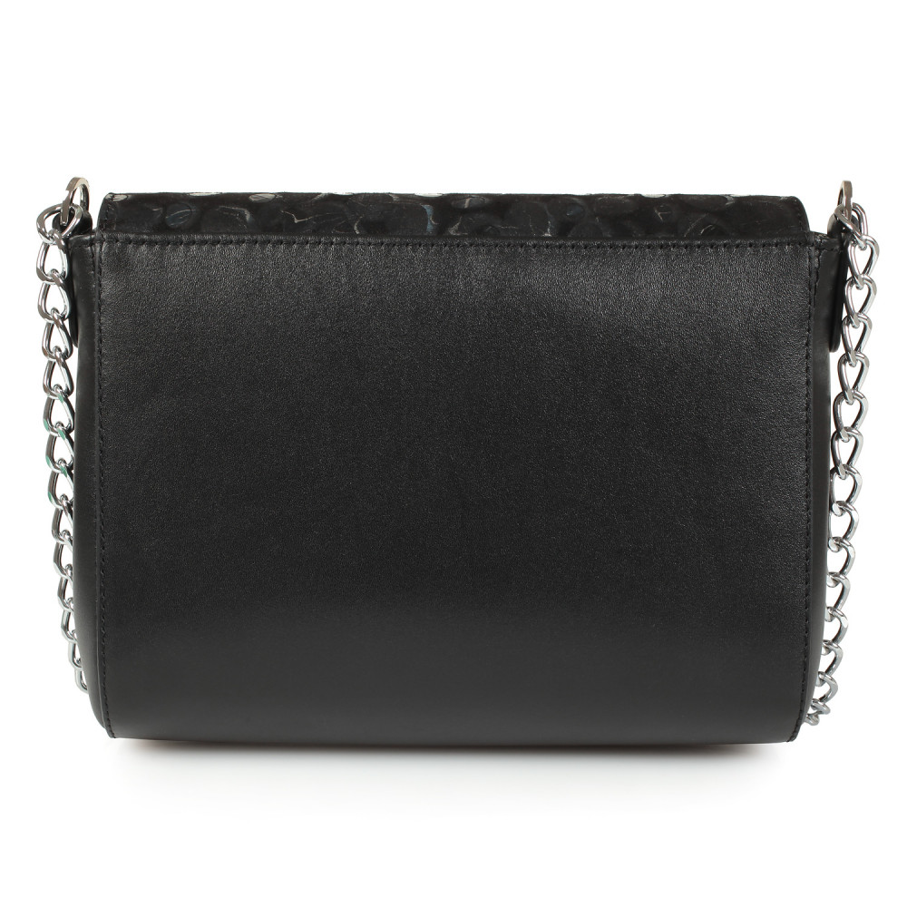 Жіноча шкіряна сумка на ланцюжку Prima S KF-913-3