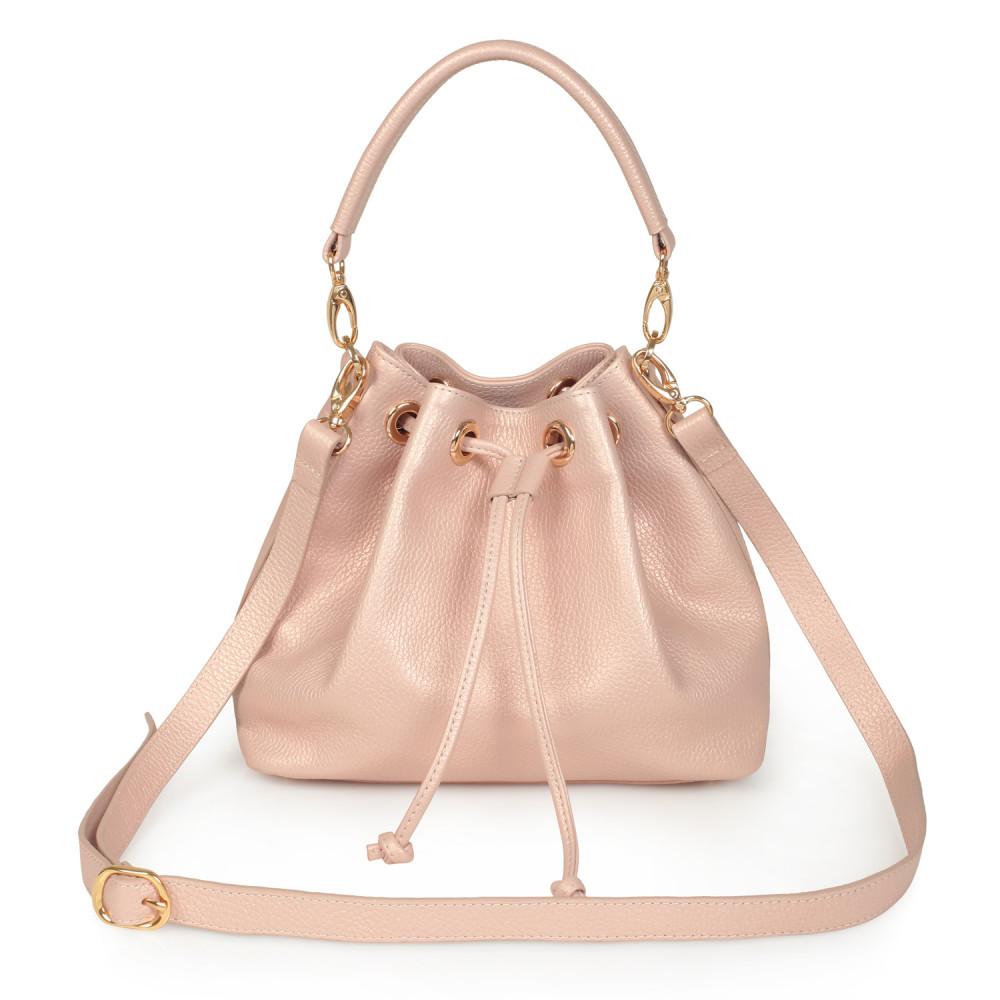 Women's leather Hobo bag Sonya KF-936