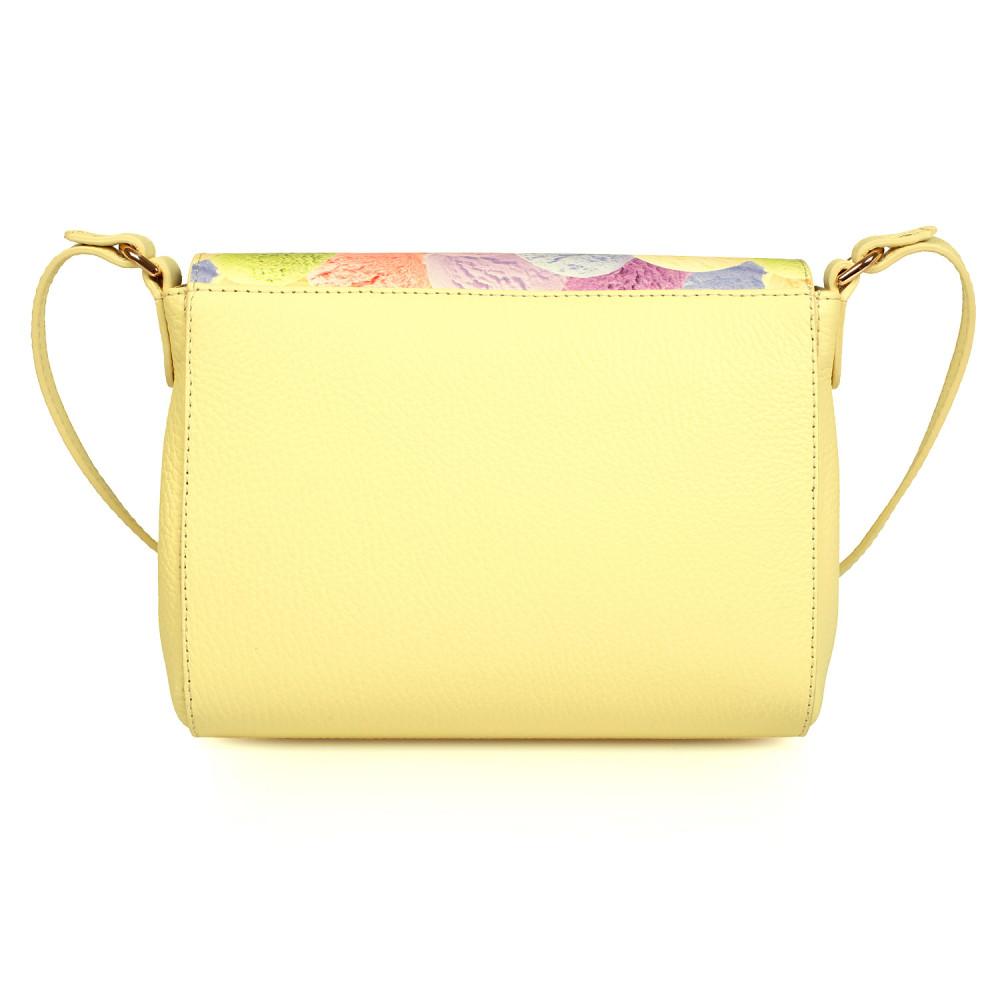 Жіноча шкіряна сумка кросс-боді Prima S KF-957-3